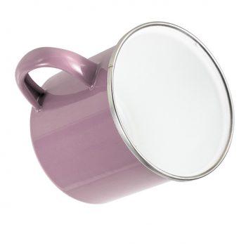 Emaljekopp rosa