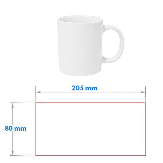 Trykke på kopp