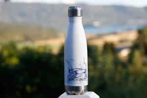 hydroflaske til sublimering