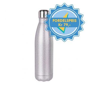 Flaske-sølv sublimering